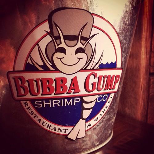 bubba gump =)