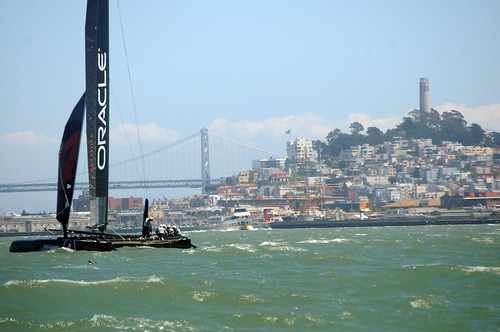 America's Cup SF