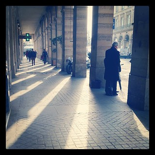 At 16h near Place Vendome