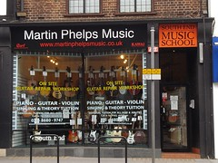 Picture of Martin Phelps Music/South End Music School, 9 South End