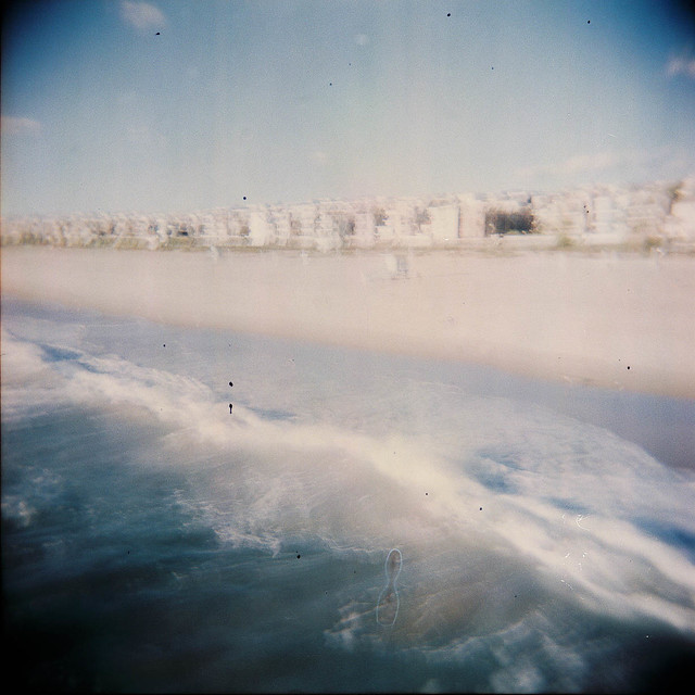 holga manhattan beach pier