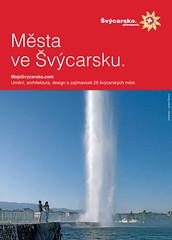 Města ve Švýcarsku (vydání 2008)