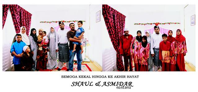 Shaul & Asmidar
