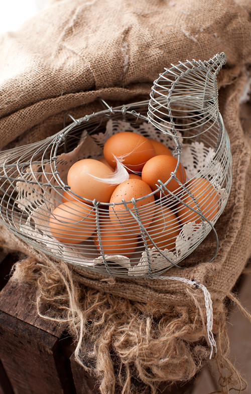 Beet Eggs 1