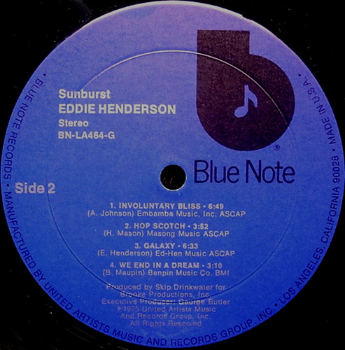 eddie henderson_sunburst_label_2