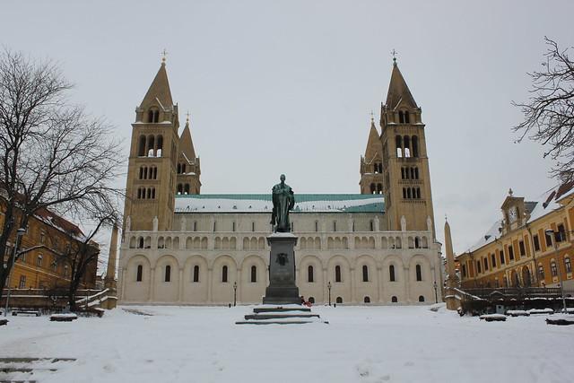 Catedral de Pécs