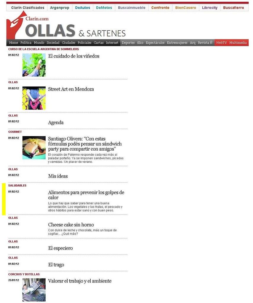Site Diario Clarín (home) 01-02-12 (2)