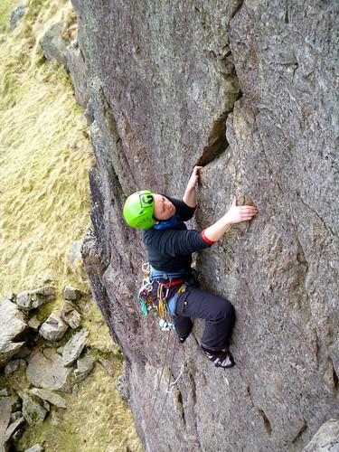 Jolly Roger HS, Black Crag Langdale