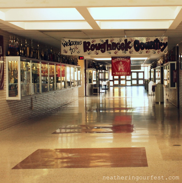white oak high school