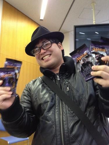 LMCextra Yoyogi - Modern #14 Champion : Kanetomi Hidetaka