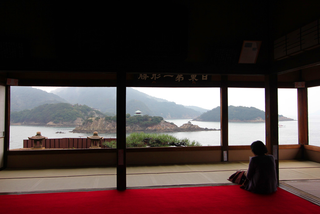 Ponyo on the Cliff by the Sea, Tomonoura City Guide (1)