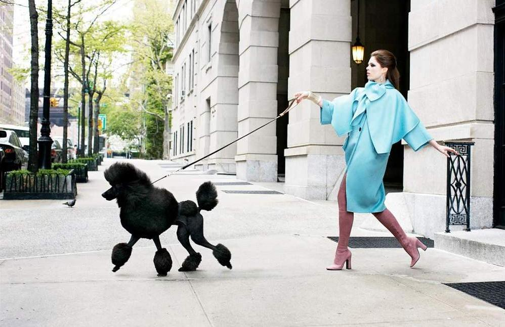 Coco Rocha by Arthur Elgort for Vogue Nippon August 2008