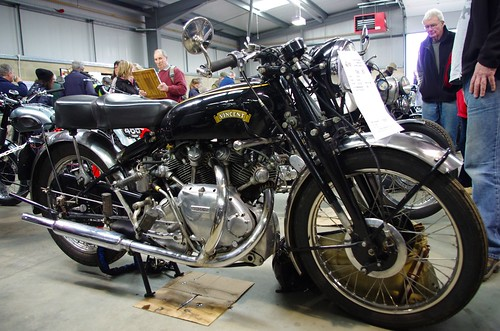 1951 Vincent Rapide 998cc