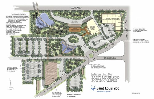 Vanishing Stl St Louis Zoo Offers Uninspiring Vision For