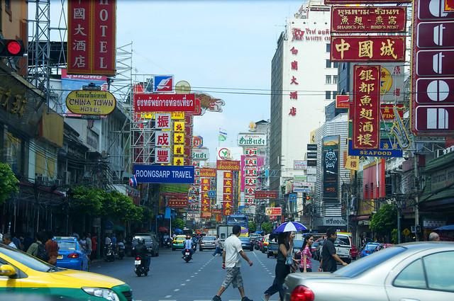 01 Thailand Chinatown