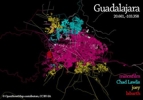 Guadalajara Tracing