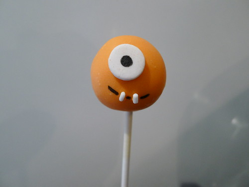 Monster Cake Pop
