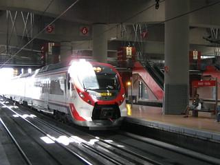 Εικόνα από Puerta de Atocha. madrid españa train tren trenes cercanías caf atocha renfe puertadeatocha adif civia atochacercanías