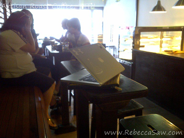 Artisan Roast Coffee, Taman Tun Dr Ismail-010