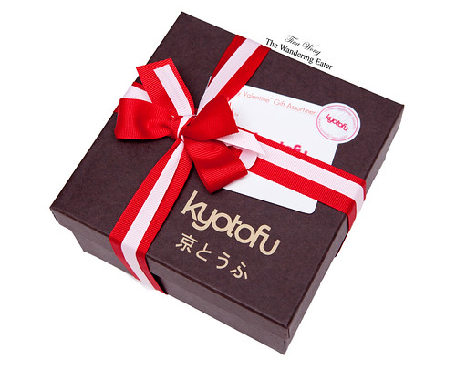 Kyotofu's Valentine Gift Assortment