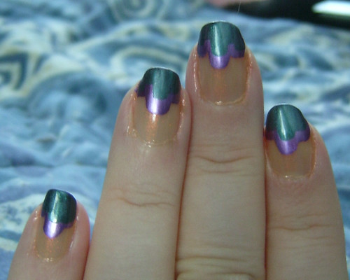 Mardi Nails