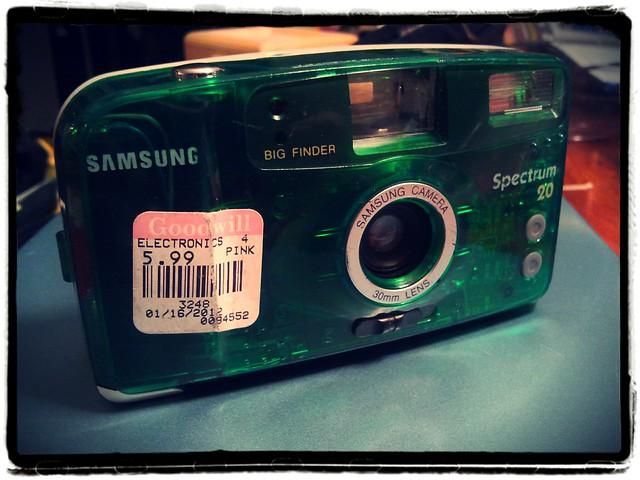 Samsung Spectrum 20