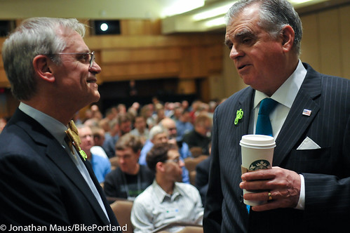Blumenauer and LaHood meeting-3