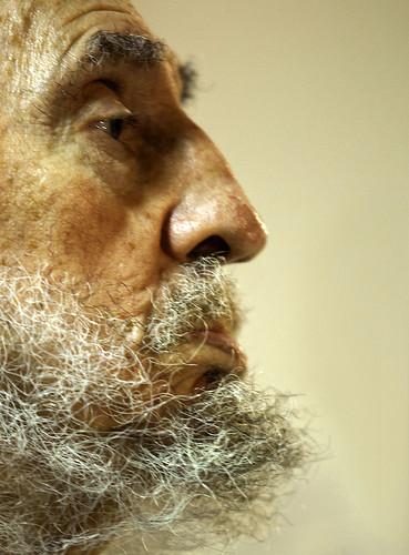 Fidel Castro con intelectuales