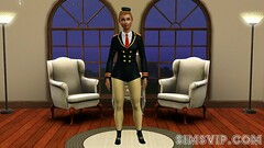Singer Career Outfit (Level 2 and 3) Female