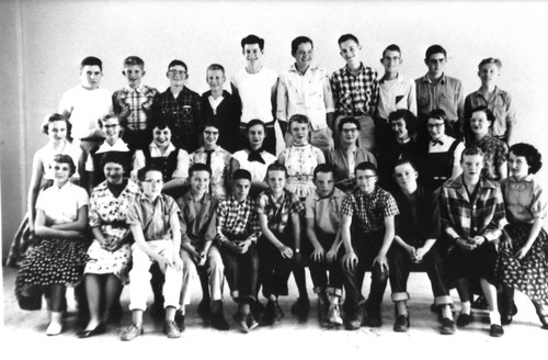 Central School Class 1956