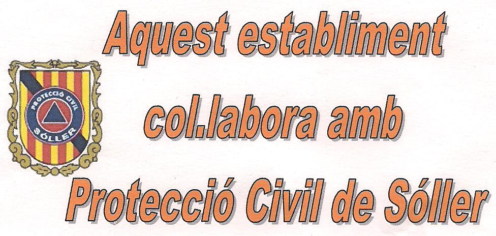 Protecció Civil de Sóller - Any 2012.