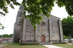 Collégiale Notre-Dame à Uzeste