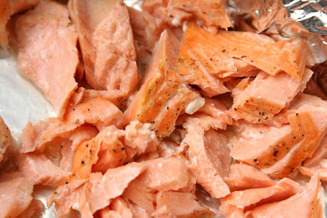 salmon pesto pasta 2