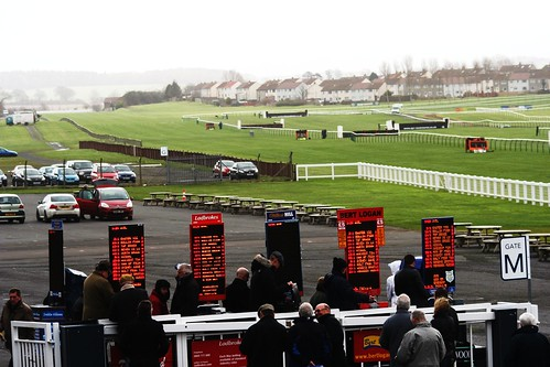 Betting and Racecourse, Ayr