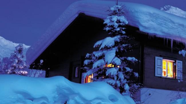 Apartmány ve Švýcarsku