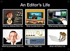 An Editor's Life by ManInHat