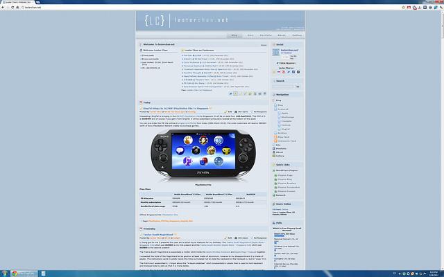 lesterchan.net On Dell U3011