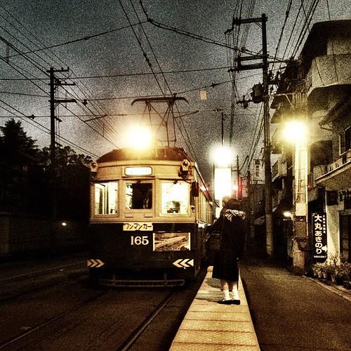 今日の写真 No.524 – 昨日Instagramへ投稿した写真(2枚)/iPhone4S、Camera+、Rays