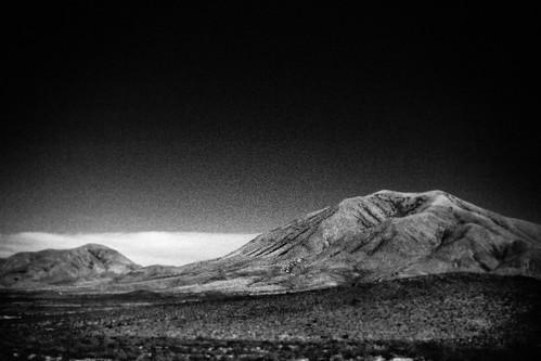 2006, Near Turn off to Sierra Blanca  (processed 2012) by Juli Kearns (Idyllopus)