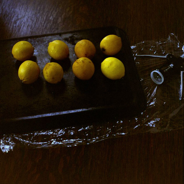 52 weeks in film wk 6 lemon still life