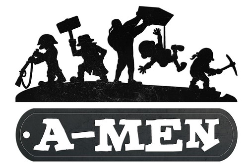 A-Men for PlayStation Vita