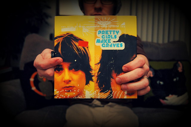 vinyl monday: pretty girls makes graves.