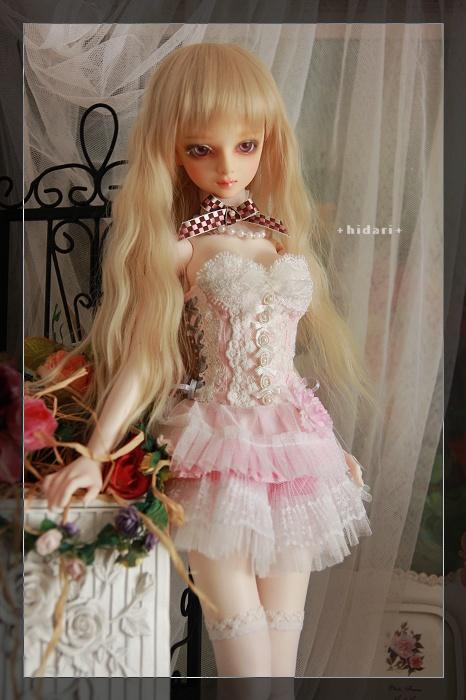 【work】新衣服 - hidari - + Crystal Sky +