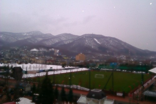 Snapshot Japan: Snowy Sapporo by nina_theevilone