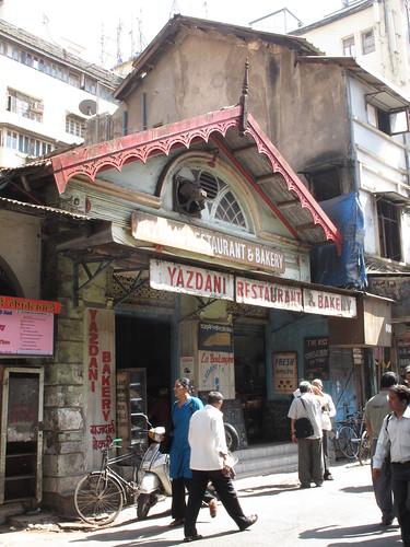Mumbai teahouse