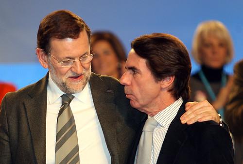 Anzar y Rajoy