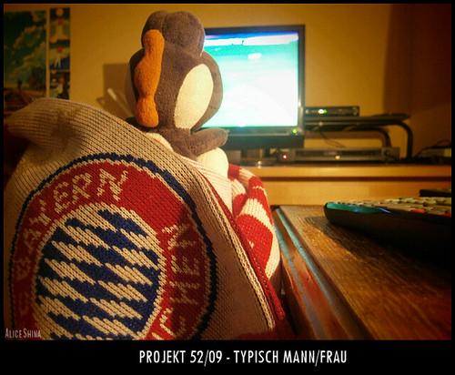 Projekt 52/09 - Typisch Mann