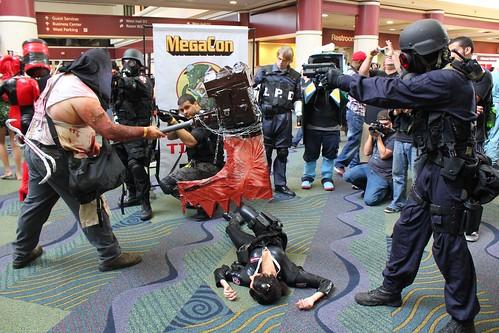 Resident Evil - MegaCon 2012