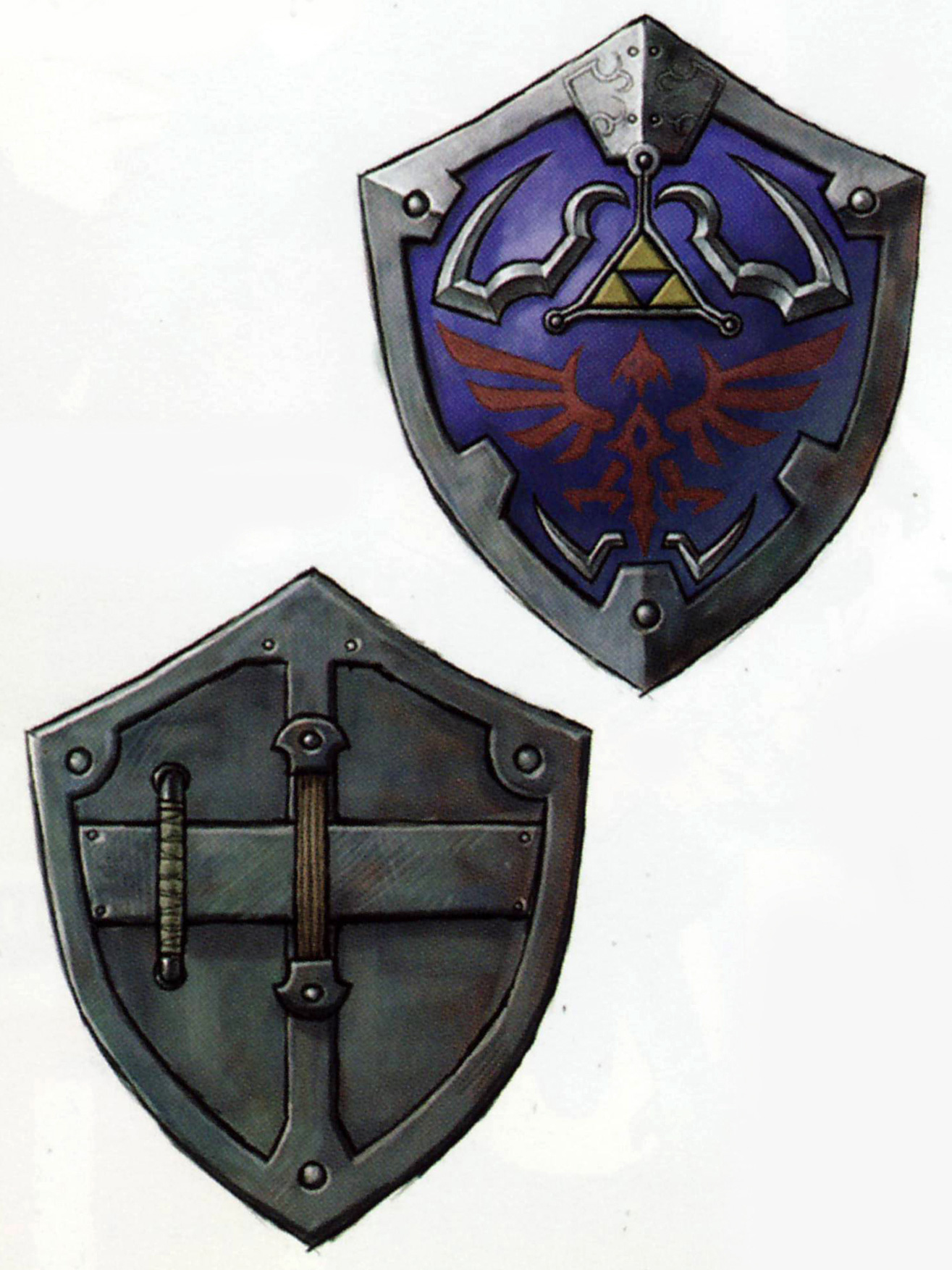 TP Hylian Shield