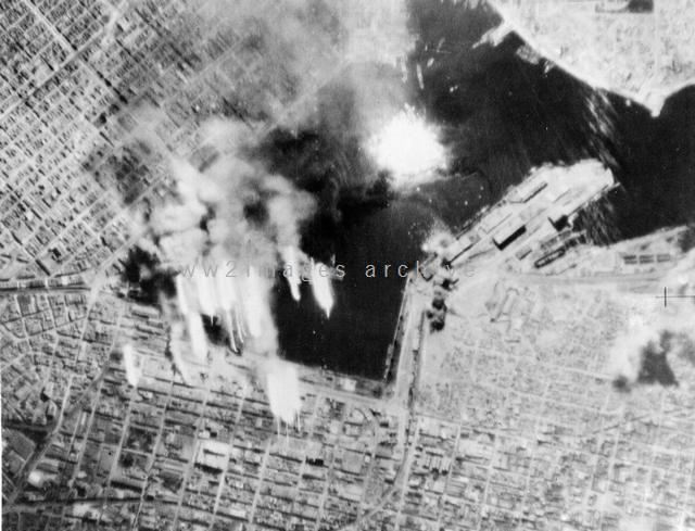 RAF bombing photo (Image Ref: A09227P)